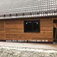 Имитация бруса и Террасная доска из Лиственницы, сорт Кантри (ВС) г. Хотьково